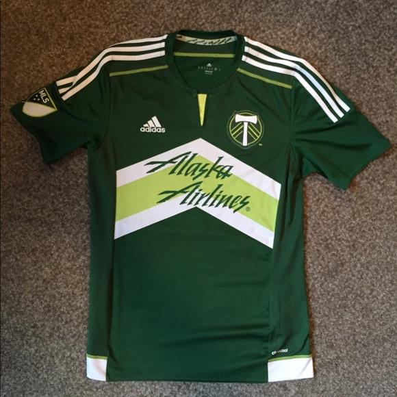 best service e65c6 f0483 Adidas Diego valeri Portland Timbers MLS jersey